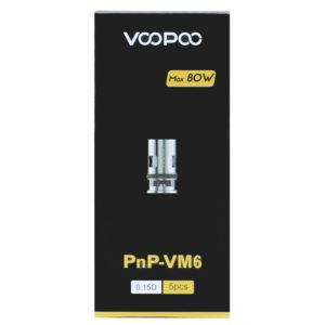 Resistance PnP Vm6 0,15 Voopoo