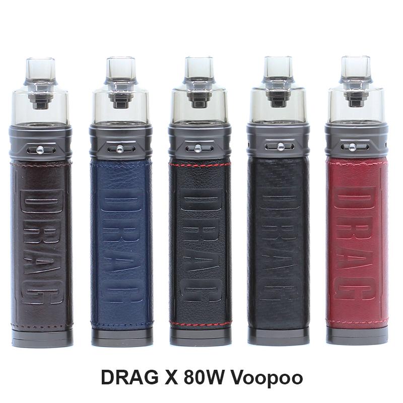 Mod Pod Drag X 80W Voopoo
